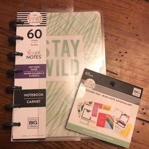 Happy Planner Notes Bundle